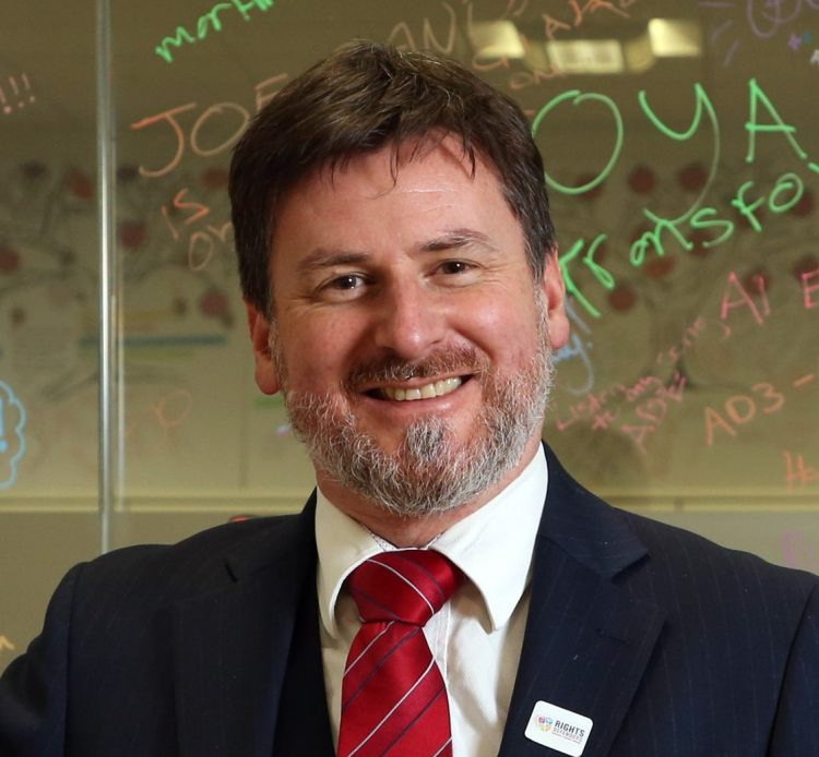Bruce Adamson, Children and Young People's Commissioner Scotland