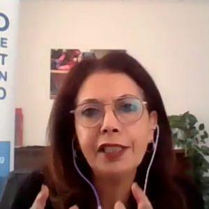 Representante Especial del Secretario General sobre la violencia contra los niños, Dra. Najat Maalla M'jid